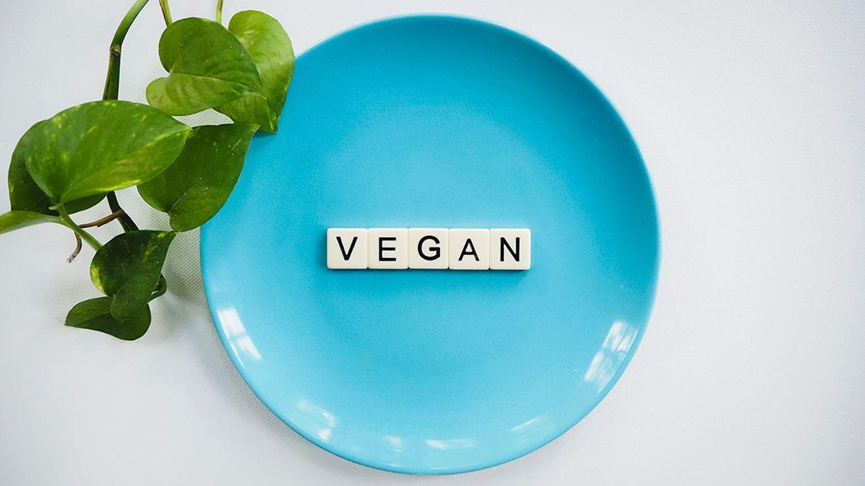 Afbeelding van Vegan-logo is wegens kruisbesmetting geen garantie op afwezigheid dierlijke allergenen