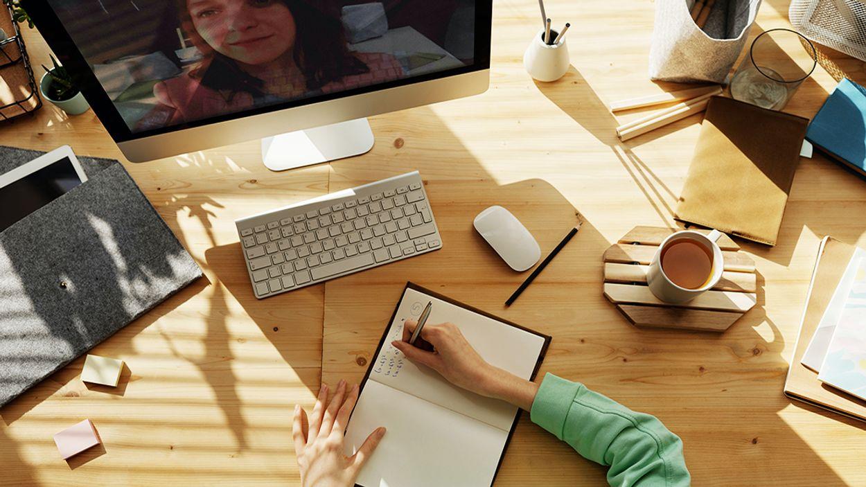 Afbeelding van Juist meer uitval bij studies door online onderwijs