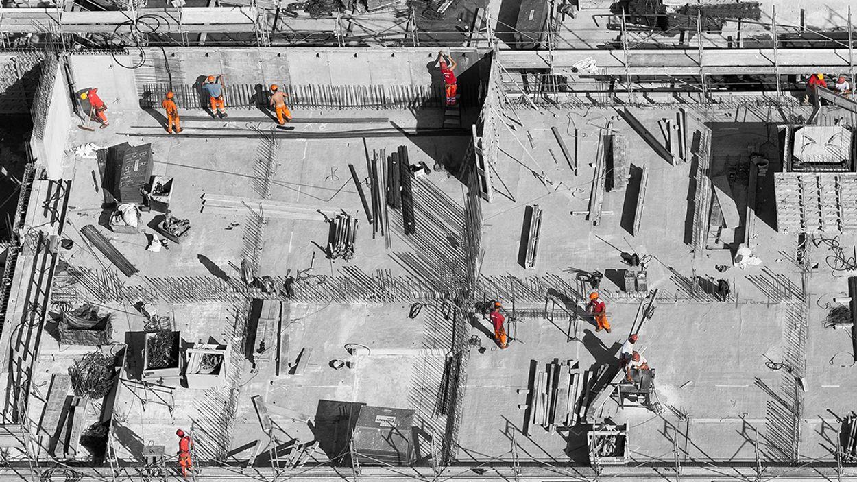 Afbeelding van Kabinet: Onder stikstofgrens mag bouwen zonder vergunning