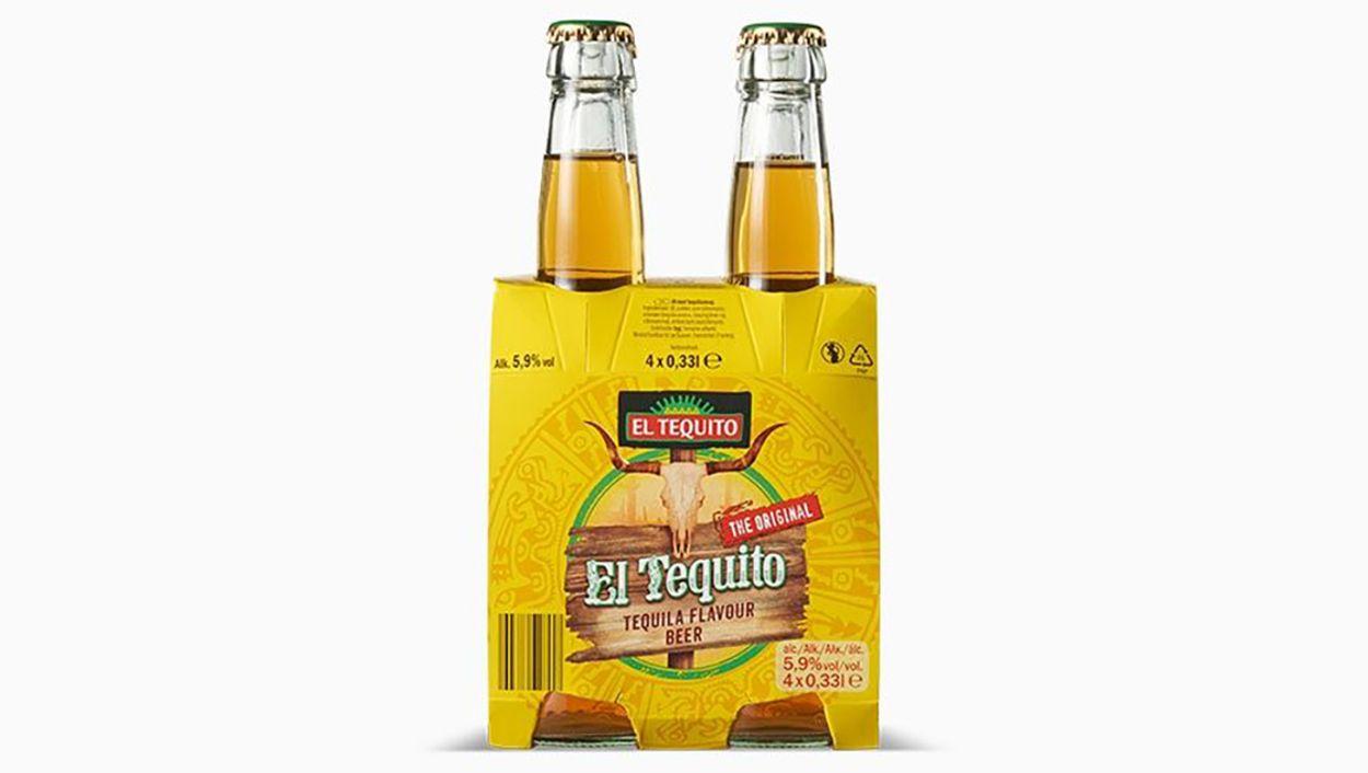 Afbeelding van Lidl roept El Tequito-bier terug vanwege glassplinters