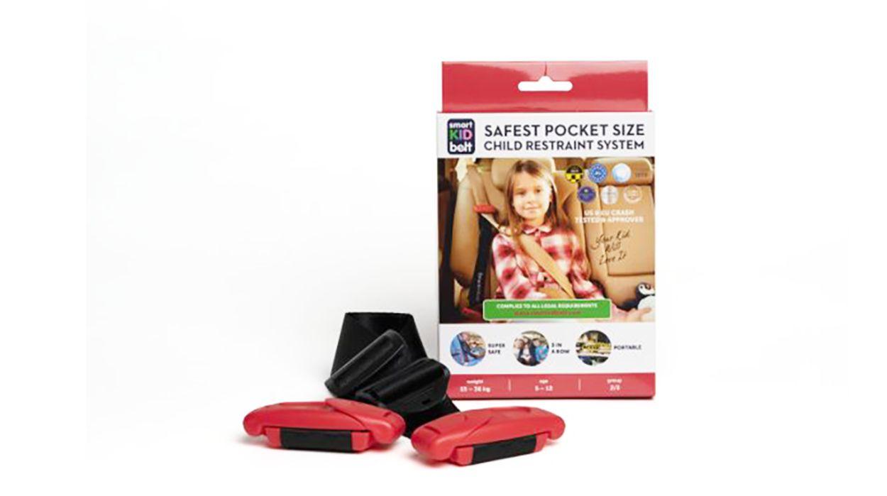 Afbeelding van Consumentenbond: kindergordel SmartKidBelt is gevaarlijk en onveilig