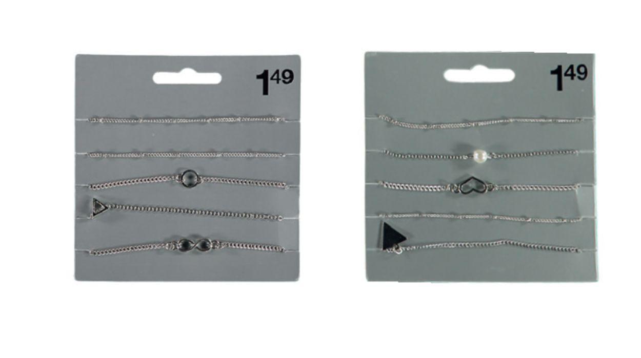 Afbeelding van Zeeman waarschuwt voor armbandjes met cadmium