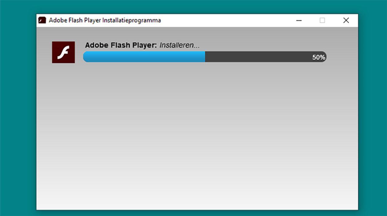 adobe flash player installen 930