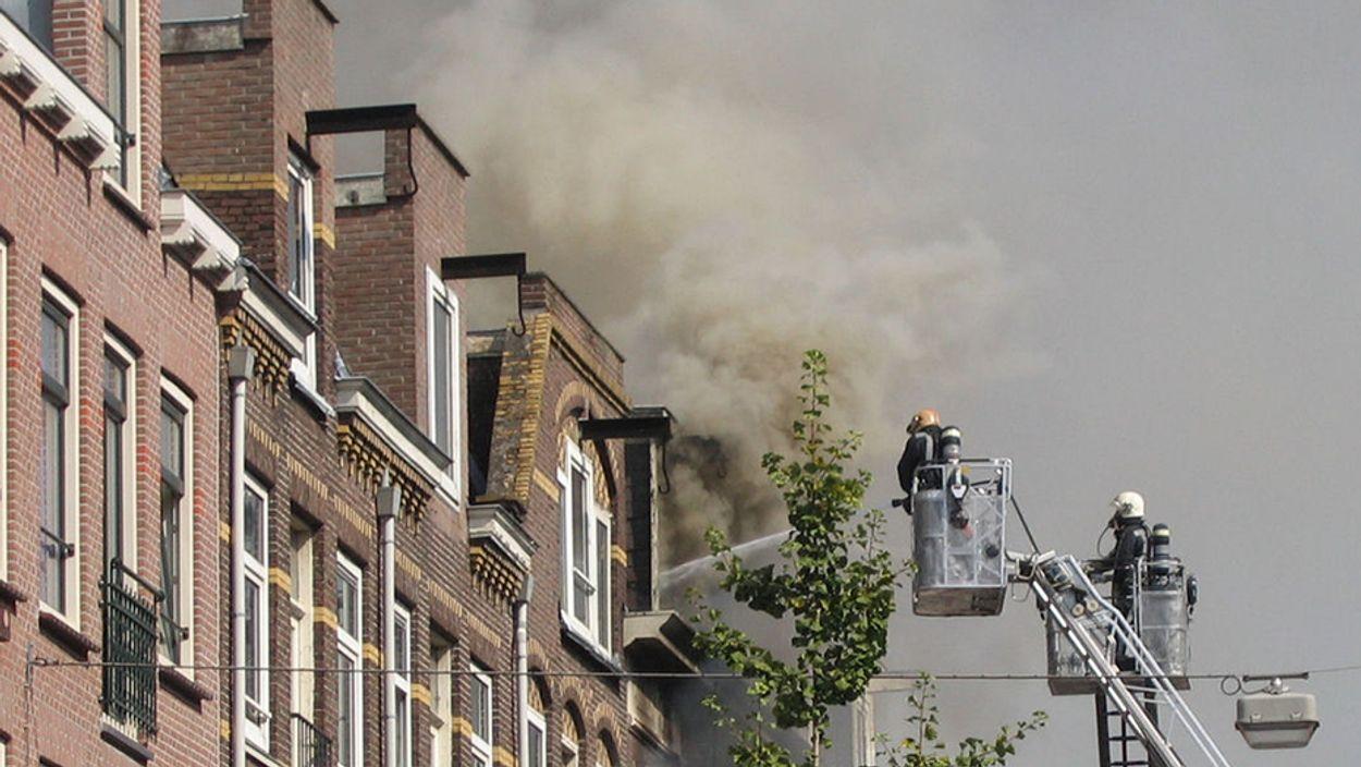 Afbeelding van Meer dan honderd mogelijk brandgevaarlijke flats in Nederland