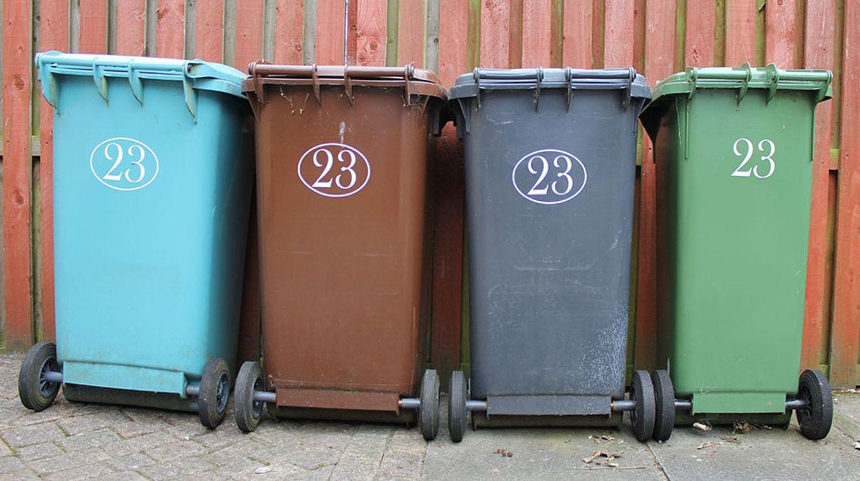 Afbeelding van Fikse groei berg huishoudelijk afval tijdens lockdown