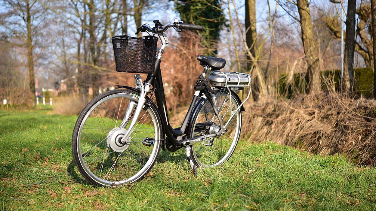 Afbeelding van Elektrische fiets veel gekocht in coronajaar 2020