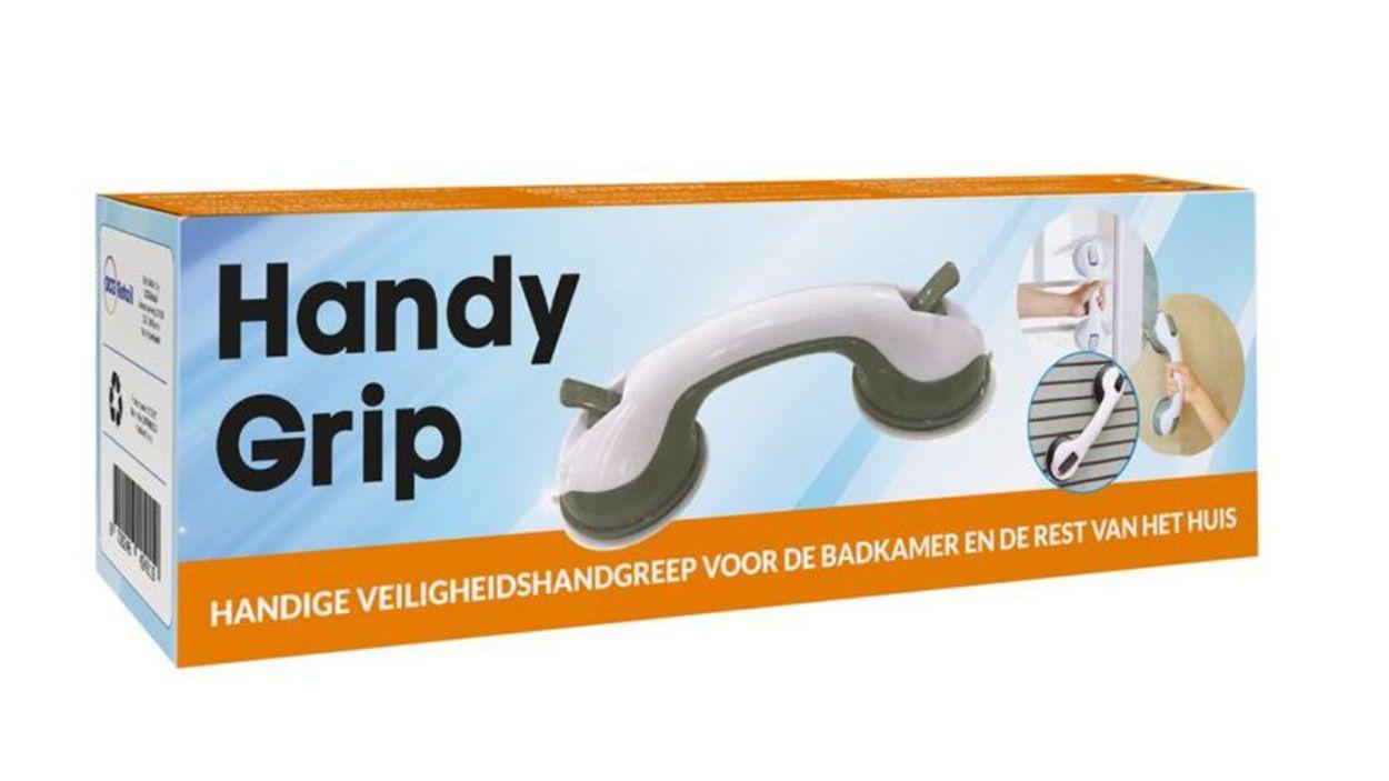 Afbeelding van Veiligheidswaarschuwing: bij Kruidvat verkochte Handy Grip kan loslaten
