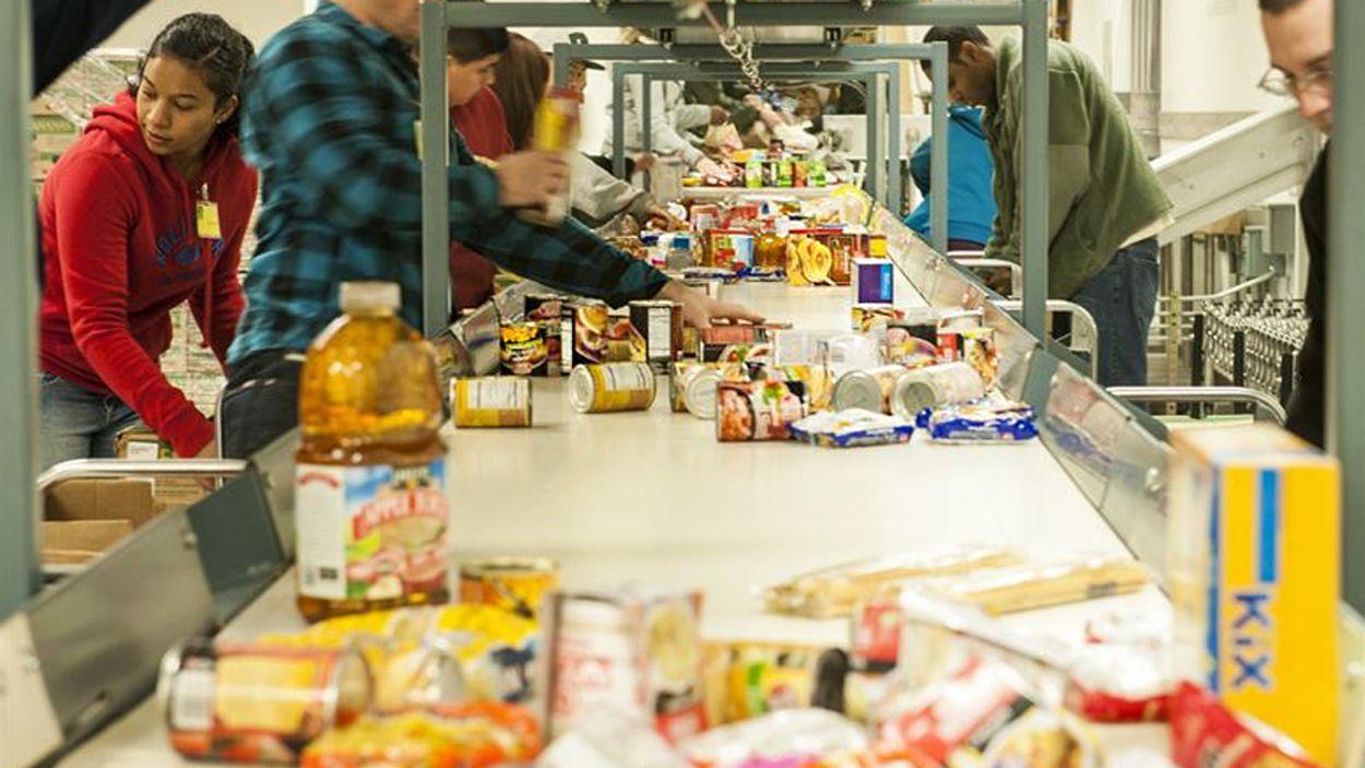 Afbeelding van Voedselbanken verwachten flink meer afnemers door crisis