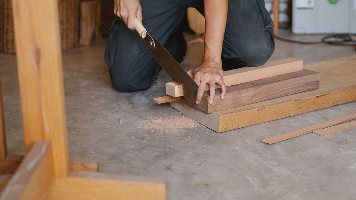 Afbeelding van 'Prijs van hout zal nog wel een tijdje hoog blijven'