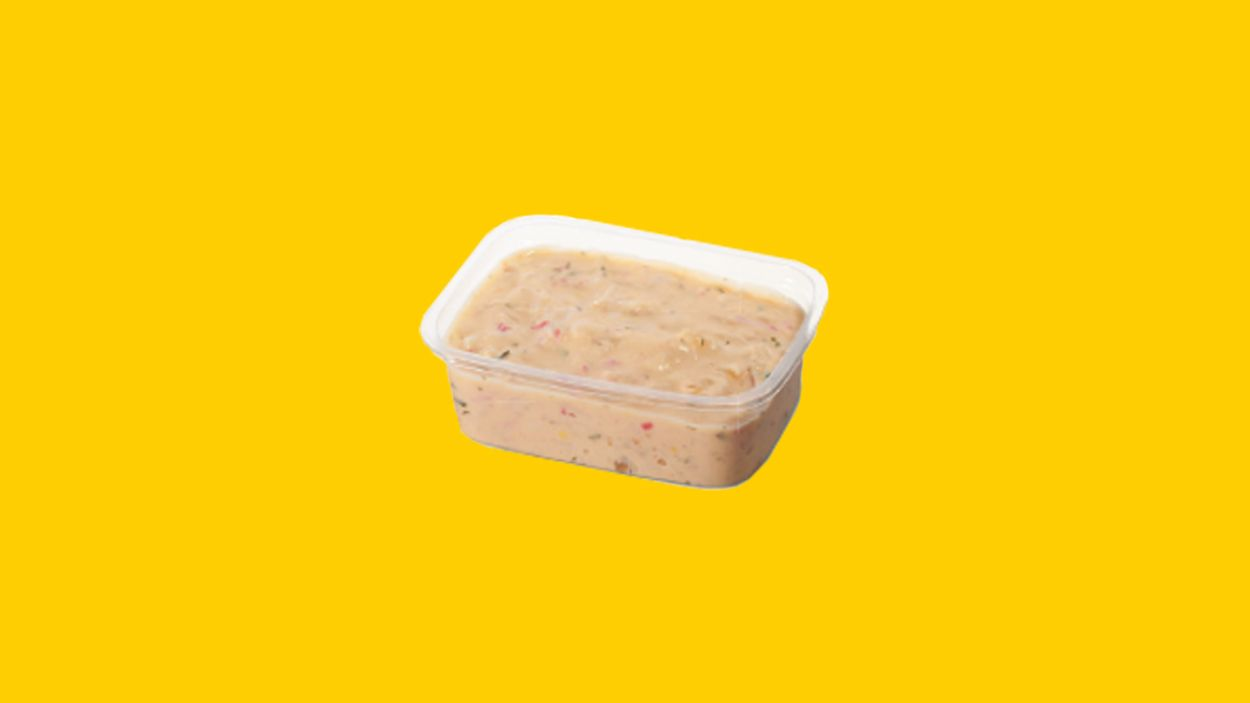 Afbeelding van NVWA waarschuwt: mosterd aanwezig in Boni Garnalen surimi salade