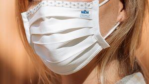Afbeelding van Eerste niet-medische mondkapje met keurmerk nu in de winkel