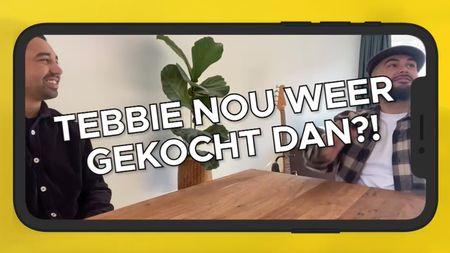Afbeelding van Tebbie Nou Weer Gekocht Dan?!