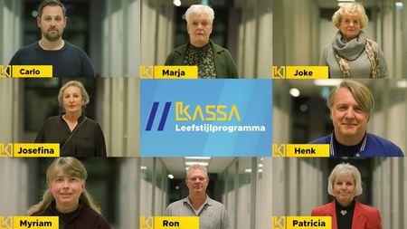 Afbeelding van Kassa's Leefstijlprogramma