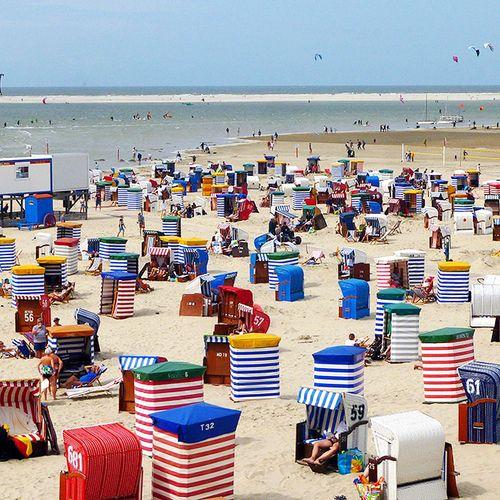 Afbeelding van Drukte aan de kust en zaterdag code oranje in vier provincies