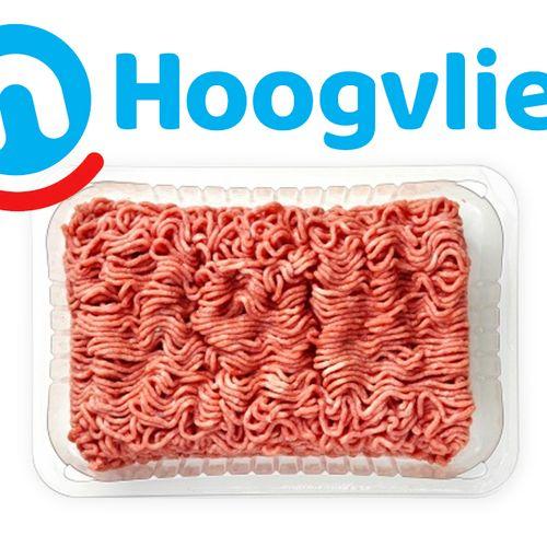 Afbeelding van Salmonella aangetroffen in Hoogvliet gemengd gehakt