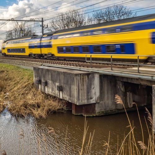 Afbeelding van 'Steeds meer meldingen van overvolle treinen'