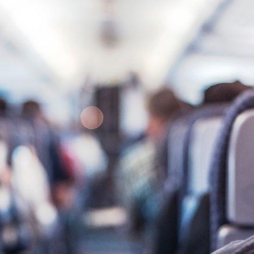 Afbeelding van Vliegverbod voor vluchten uit VK,  Zuid-Amerika en Zuid-Afrika