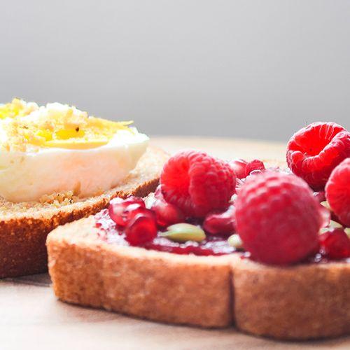 Afbeelding van Op zoek naar gezonder broodbeleg? Wij helpen je kiezen!