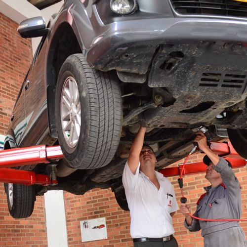 Garage negeerde probleem auto. Wat is een redelijke oplossing?