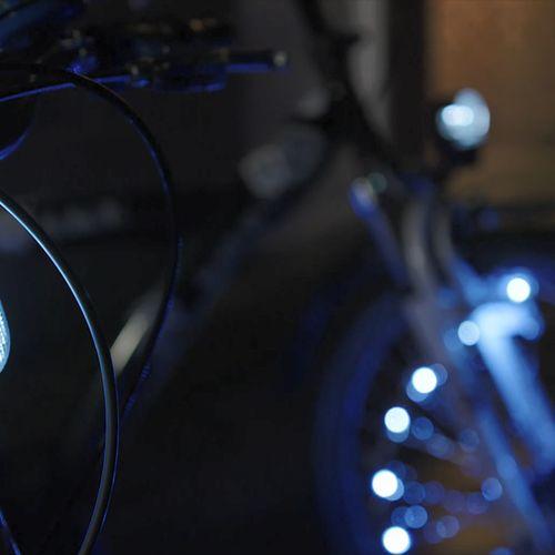 Afbeelding van 'Kwart kinderen doet fietsverlichting niet aan'