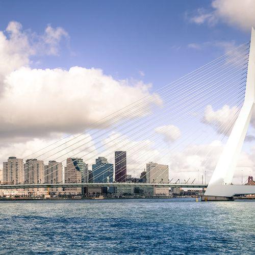 Afbeelding van Rotterdamse app toont drukke en stille plekken in stad
