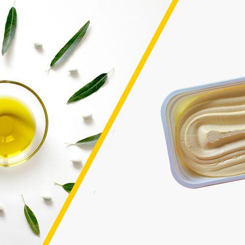 Afbeelding van Boter versus olie: wat moet je kiezen?
