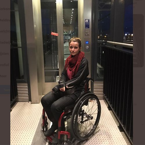 Afbeelding van Oproep: Wat is jouw ervaring met hulpmiddelen en kapotte liften op stations?