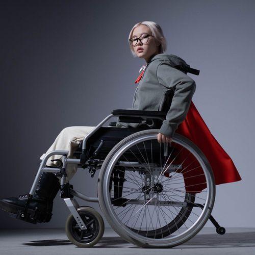 Afbeelding van Bewegingstips voor mensen met een beperking of een blessure