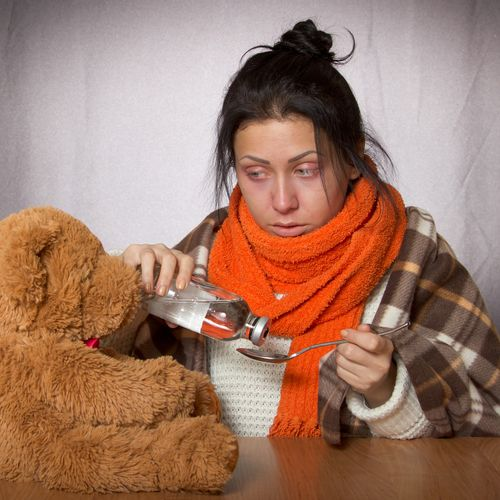 Afbeelding van Meer zieke mensen door vergiftigingen en voedselinfecties